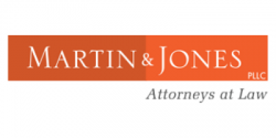 martin and jones website
